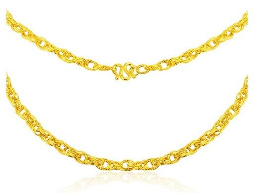 男士黄金项链多少钱?应该选择什么样的来佩戴呢?