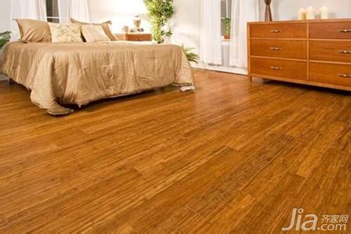 竹木复合地板优点 竹木复合地板保养技巧