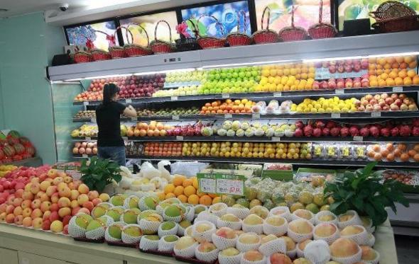 绿色家园水果店加盟费
